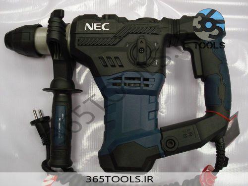 دریل NEC بتن کن مدل 1536